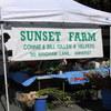 Sunset Farm stand